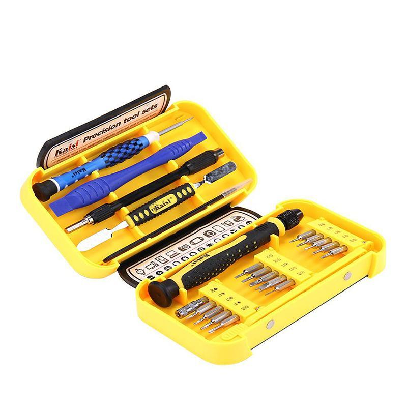 Costbuys  21 Pieces In 1 Precision Tools Telecommunication Tool Set For IPad IPhone IPod Samsung Galaxy/Electronics Anti-slip Po