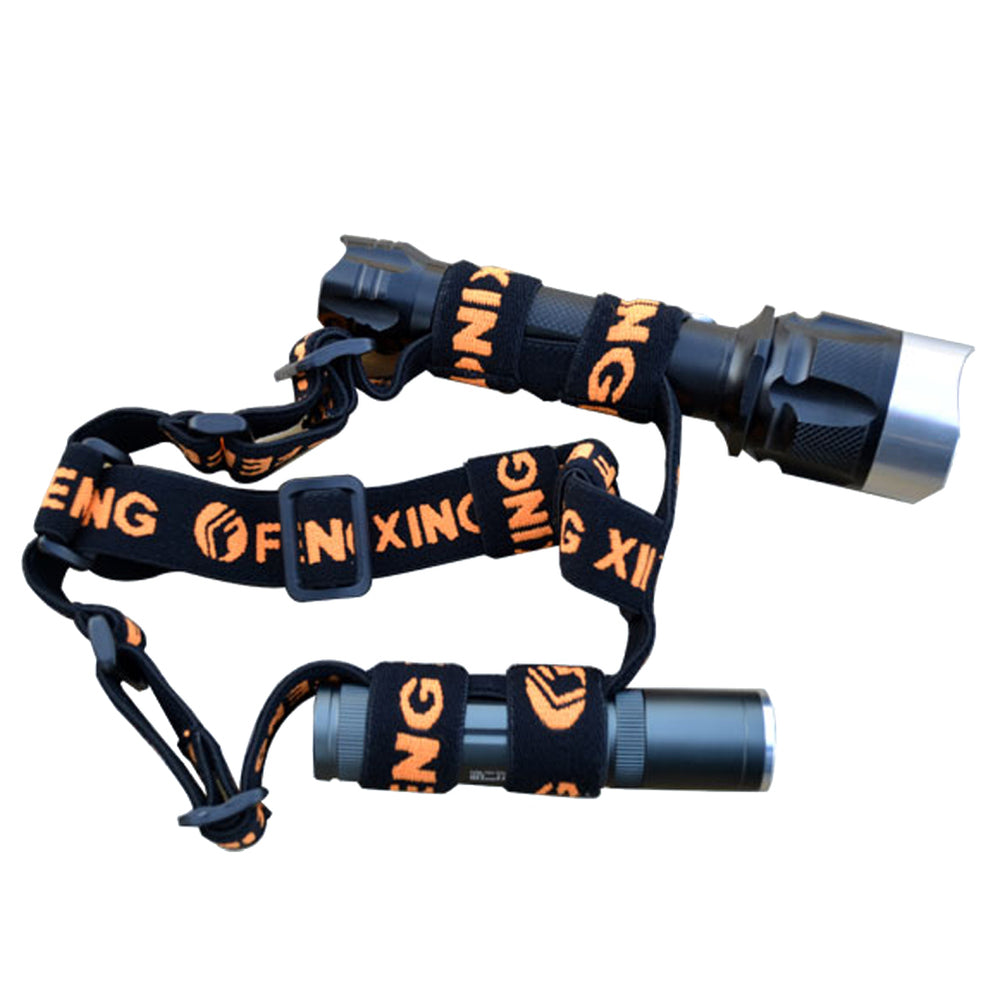 22-30mm MTB Bike Headlight Strap Head Mounted Band Outdoor Cycling Flashlight Fixing Nylon Strap Bicycle Accessories