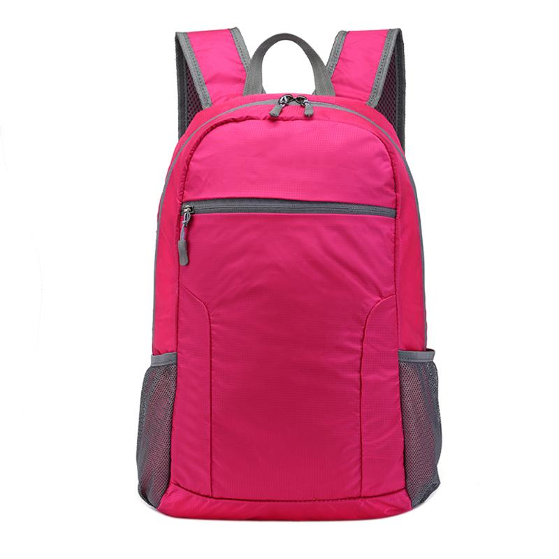 Costbuys  25L Waterproof Packable Backpack Handbag Handy Lightweight Foldable Outdoor Camping Hiking Travel Daypack Male Female