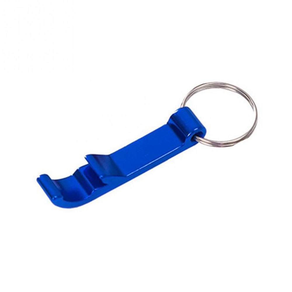 Costbuys  Multifuctional All In One Opener Bottle Opener Jar Can Kitchen Manual Tool Gadget Multifunction Tools - Blue