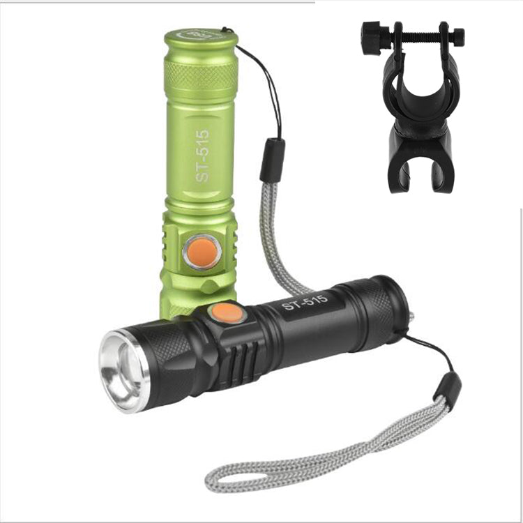 Costbuys  4000 lumen USB Rechargeable T6 LED Bicycle Light Waterproof Built-in Battery 18650 Head Front cycling Bike Light Flash