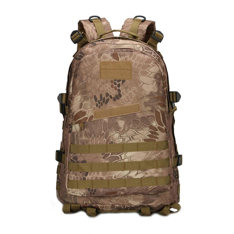 Costbuys  40L 3D Outdoor Sport Military Tactical Climbing Mountaineering Backpack Camping Hiking Trekking Rucksack Travel Bag Ou