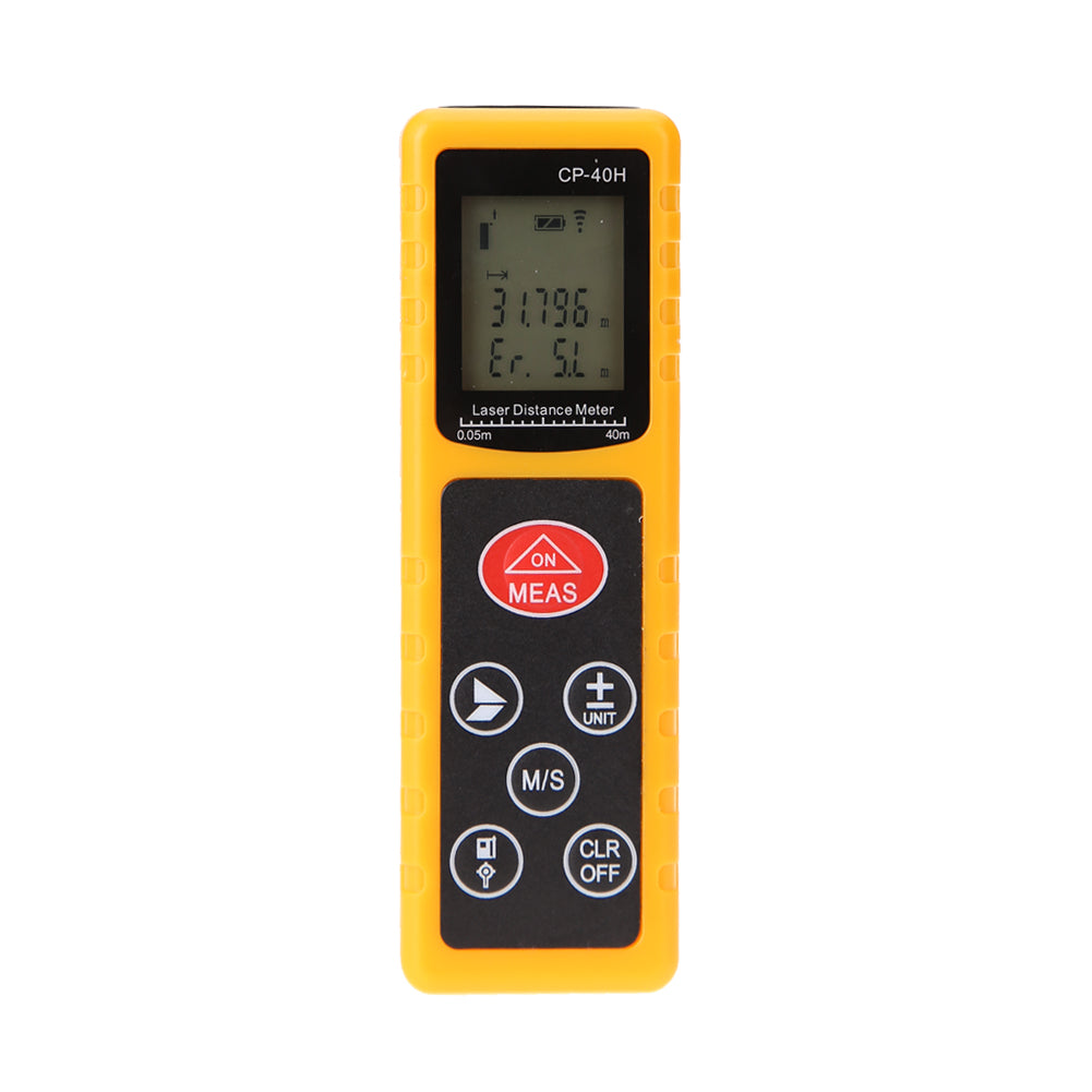 Costbuys  40m MiNi Hand-Held Digital Laser Rangefinders Tape Infrared Distance Meter Ruler Diastimeter Tester Measure Tool FULI