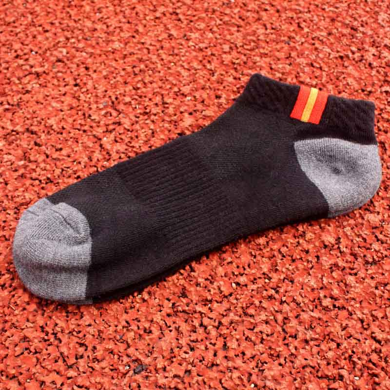 Costbuys  Cotton Men's Running socks basketball socks Outdoor Hiking Climbing Cycling socks Golf Tennis yoga sports socks - 2