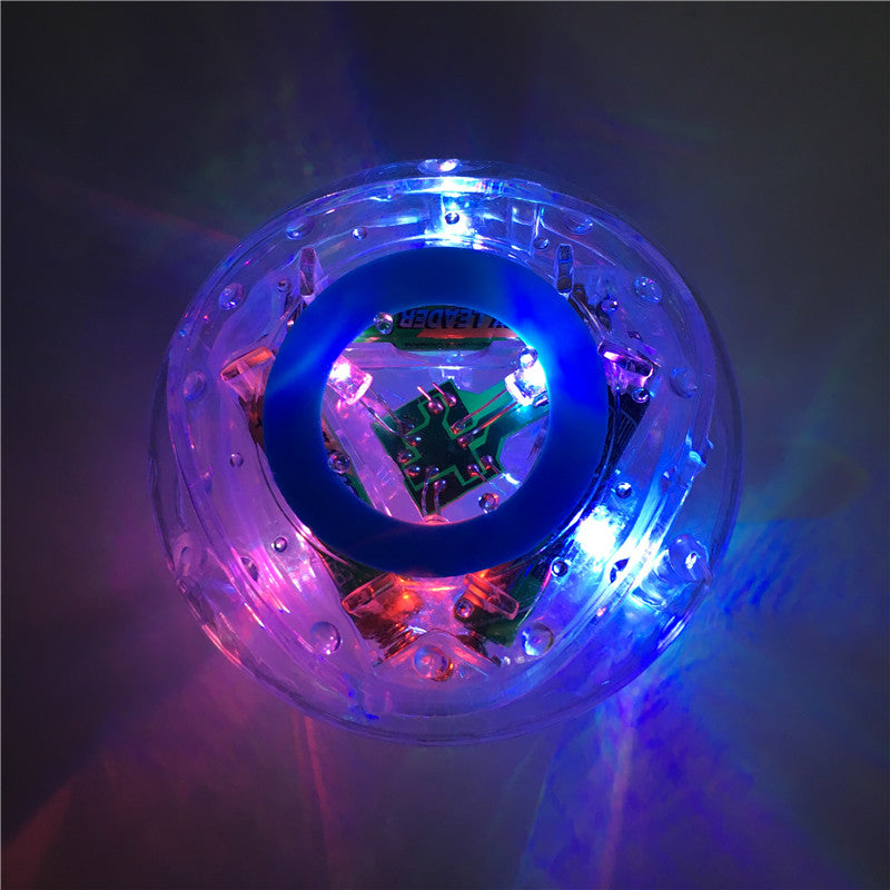 7 Colors RGB LED Underwater Fountain Light For Swimming Pool Pond ...