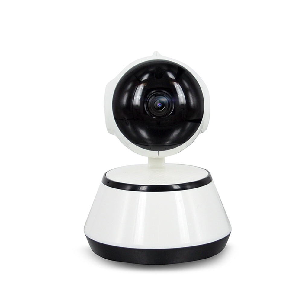 Costbuys  720P HD WiFi Wireless Home Video Camera APP Control IR Night Vision Camcorder for Home Security Baby older monitor - C