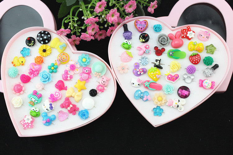 Costbuys  72pcs in gift box Cute charm Dust Plug For 3.5mm Device iPhone, IPad HTC Samsung Cell Phone Accessory Ear Cap Ear Jack