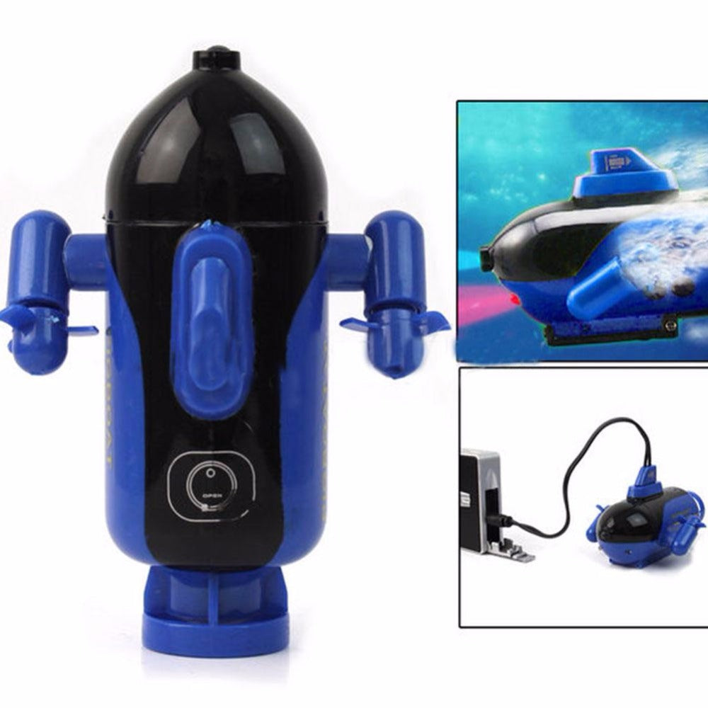 Costbuys  777-219 4CH RC Boats Radio Remote Control Sport Mini Boats Model Submarine Power RC Boats Toy