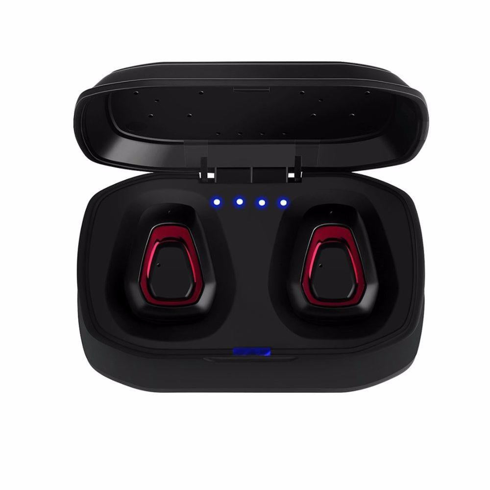 Costbuys  A7 TWS Wireless Bluetooth Headset Stereo Handfree Sports Bluetooth Earphone With Charging Box For iphone Android PK X2