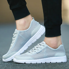Air Mesh Women Sneakers Casual Shoes Woman Summer lightweight breathable Trainers ladies Flats Men & Women tenis feminino basket
