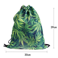 Drawstring Shoes Bag Gym Bag for Women Athletic Training Bag Outdoor Basketball Hiking Sports Bags Drawstring Backpack