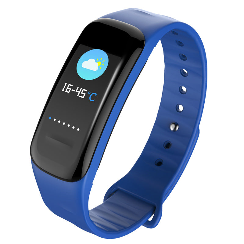 Costbuys  Sport Smart Bracelet Watch Women Men LED Waterproof Smart WristBand Heart rate Blood Pressure Pedometer For Android iO