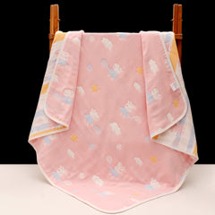 Baby Bedding Set 80*80cm Baby Blankets Bedding Flamingo Swaddle 100% Soft Muslin Newborn Baby Bath Towel Envelope