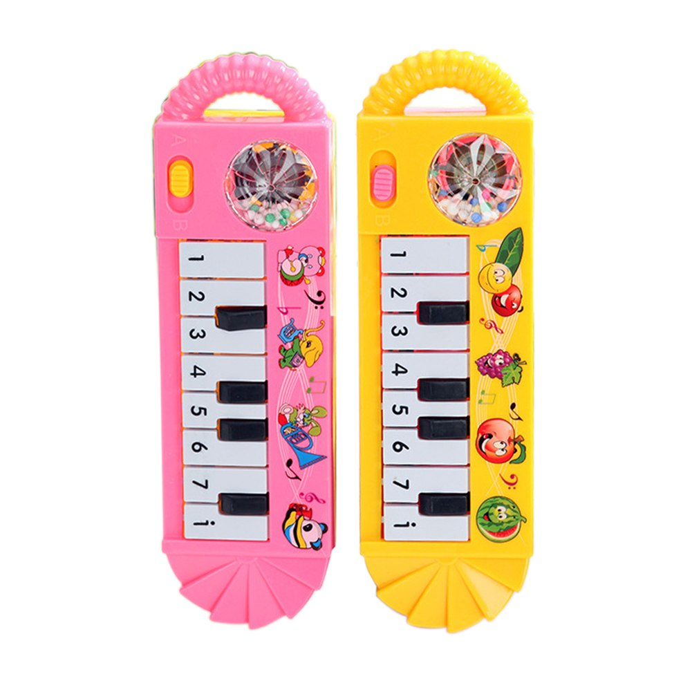 Costbuys  Baby Infant Musical Instrument Toddler Ealry Intelligence Developmental Toy Kids Musical Piano Early Educational Toy -