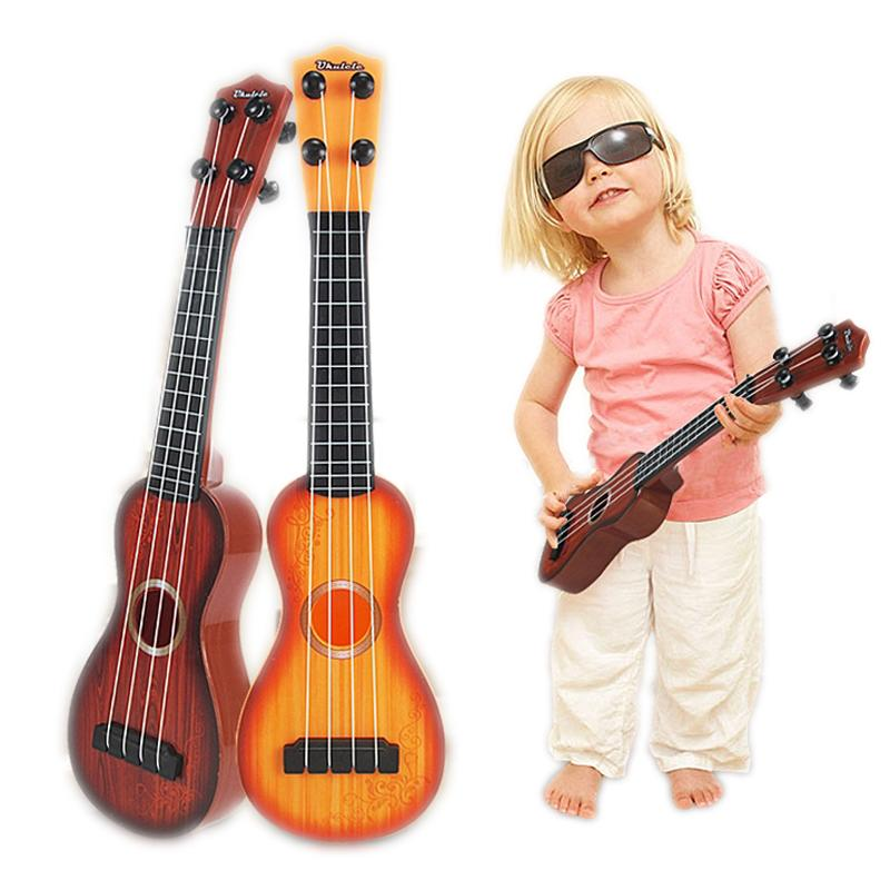 Costbuys  Baby musical toys fun simulation guitar Children's educational toy early childhood fun musical instruments for kids mi