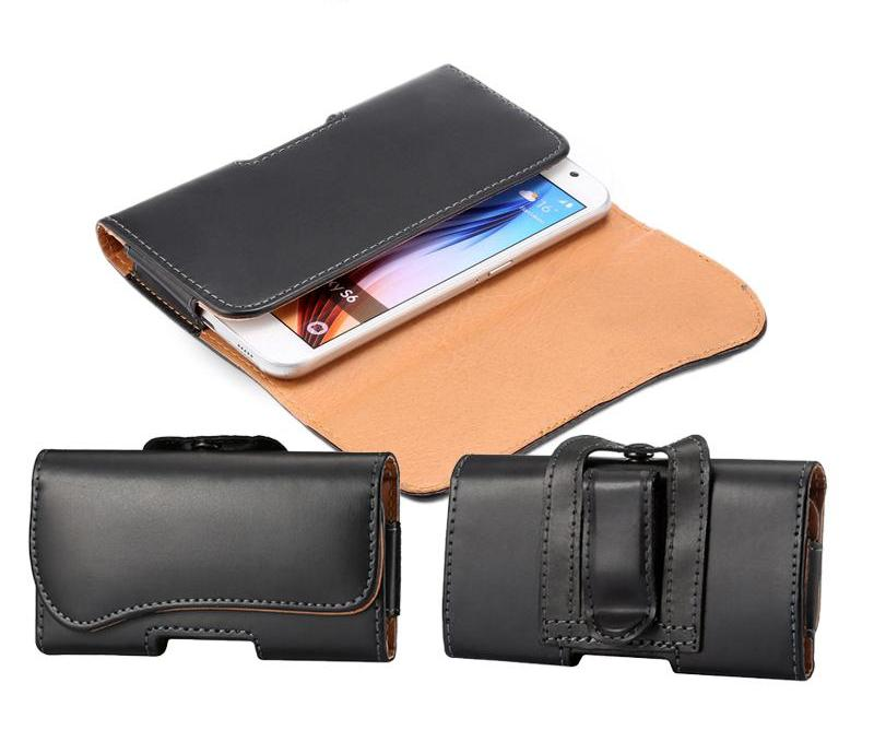 Costbuys  Belt Clip Bag for Samsung Galaxy S7/S6/S5/I9082 Leather Pouch men Magnet Holster Phone Case for Cell Phone Accessory -
