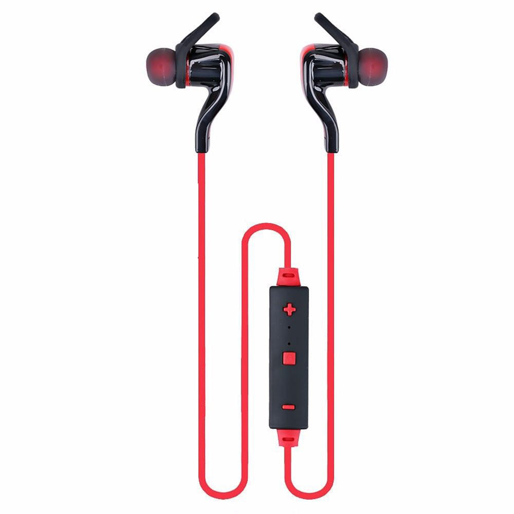 Costbuys  Bluetooth Earphone 4.1 Wireless Stereo Earphone Sports Headset Headphone for iPhone Android Bluetooth Audio Device W/