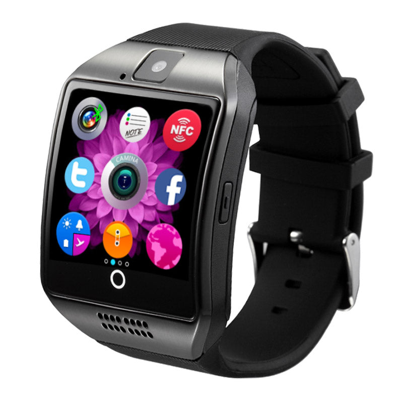Costbuys  Bluetooth Sports Smart Watch Men Women With Touch Screen Fitness Camera Pedometer Smartwatch Support TF Card For Andro