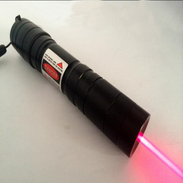 Costbuys  Burn Match Professional Powerful LASER POINTER PEN 650nm Focusable Burning Red Laser Pointer Pen lazer pointer 10000m