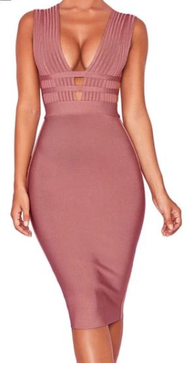 Bandage Party Dress Women Sexy Party  Dresses Women Party Night