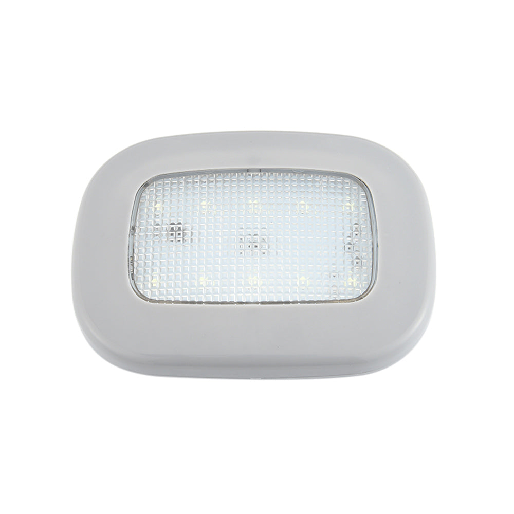 Costbuys  Car Accessories Car Reading Light USB Charging Car Interior Roof Magnet Indoor Ceiling Lamps - Gray Out Blue Light