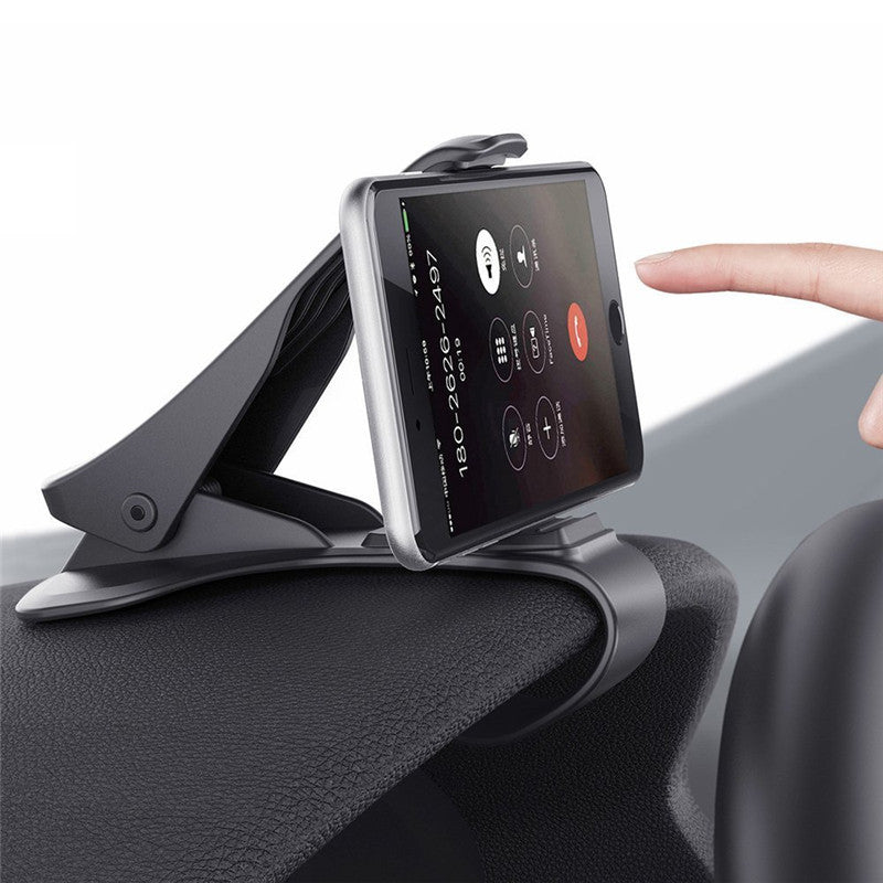 Costbuys  Car Dashboard Holder Stand Clip Smartphone mobile Phone Accessories Cell Phone Stand For iPhone 8 7 Plus Samsung S8 No