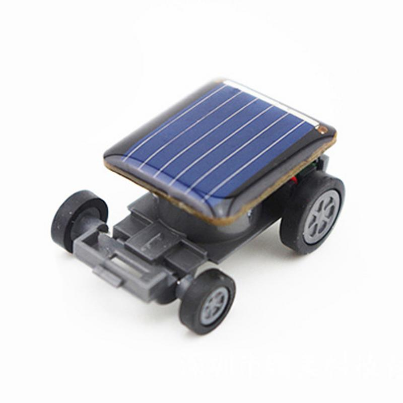 Costbuys  Car Vehicle Toy DIY Solar Toy On The Solar Battery Mini Solar Energy Powdered Toy Racer For Child Kids Solar Car Educa