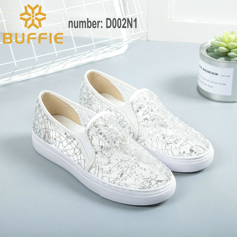 3dad4a3b0ea Casual Women shoes Slip On Flats Shoe Spring Summer autumn Lady wear S –  Costbuys