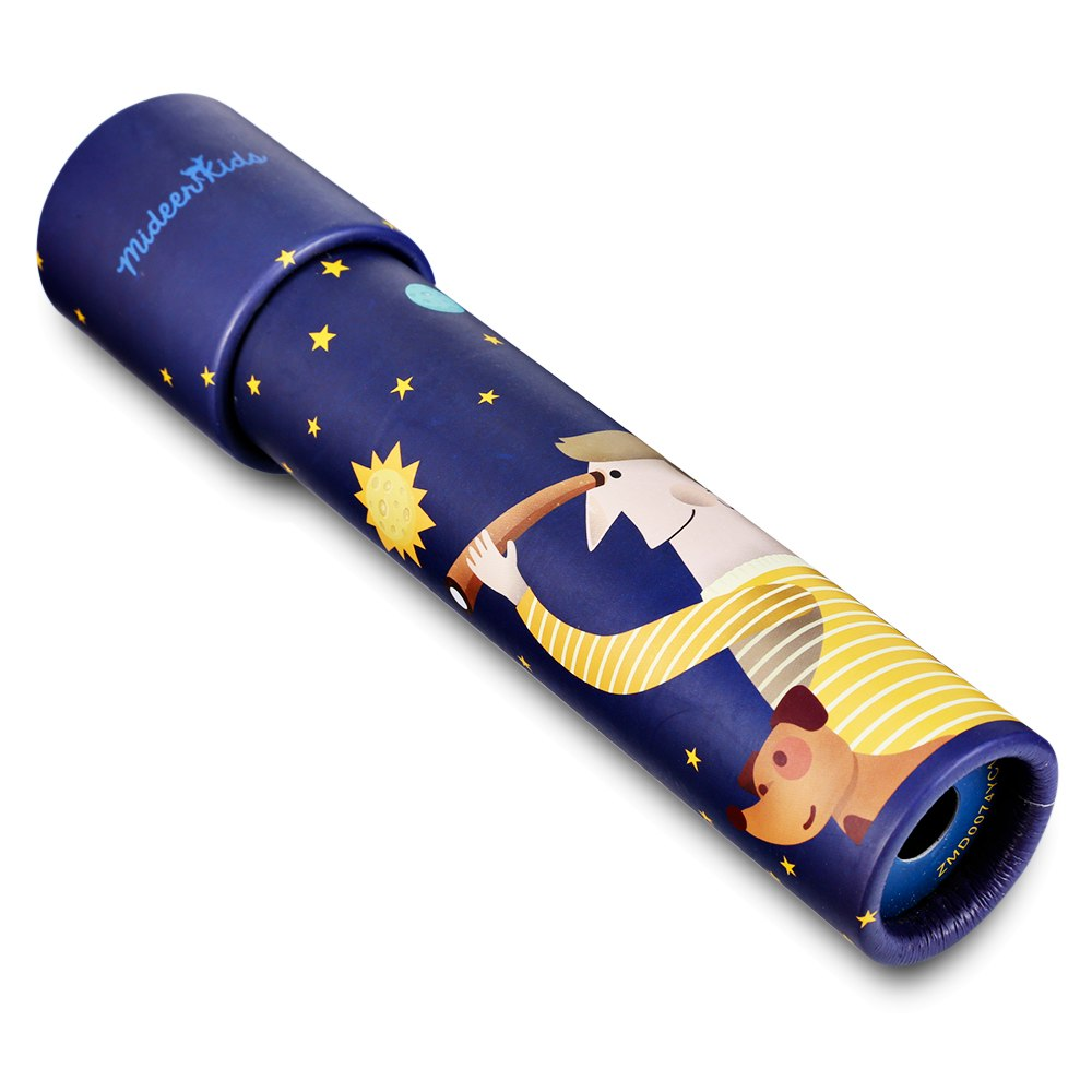 Colorful Magic Kaleidoscope Children Cartoon Classic Educational Toy Classic Toy Various Pattern Kaleidoscope