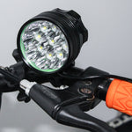 D11 LED Flashlight Bicycle Front Light CREE T6 Front LED Bike light Flash Lamp Cycling Headlight Head front Lights Waterproof