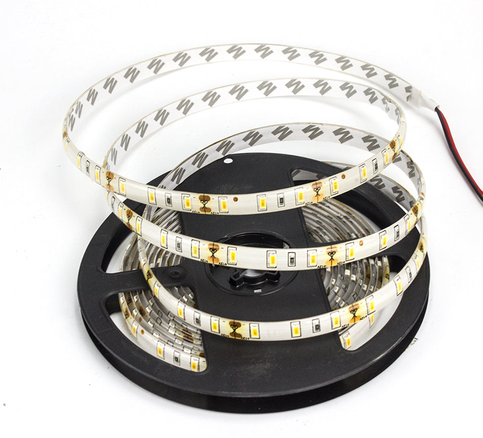 Costbuys  DC12V LED Strip SMD 5730 Flexible led tape light Ribbon Waterproof IP65 IP20 white/warm white for indoor Home decorati