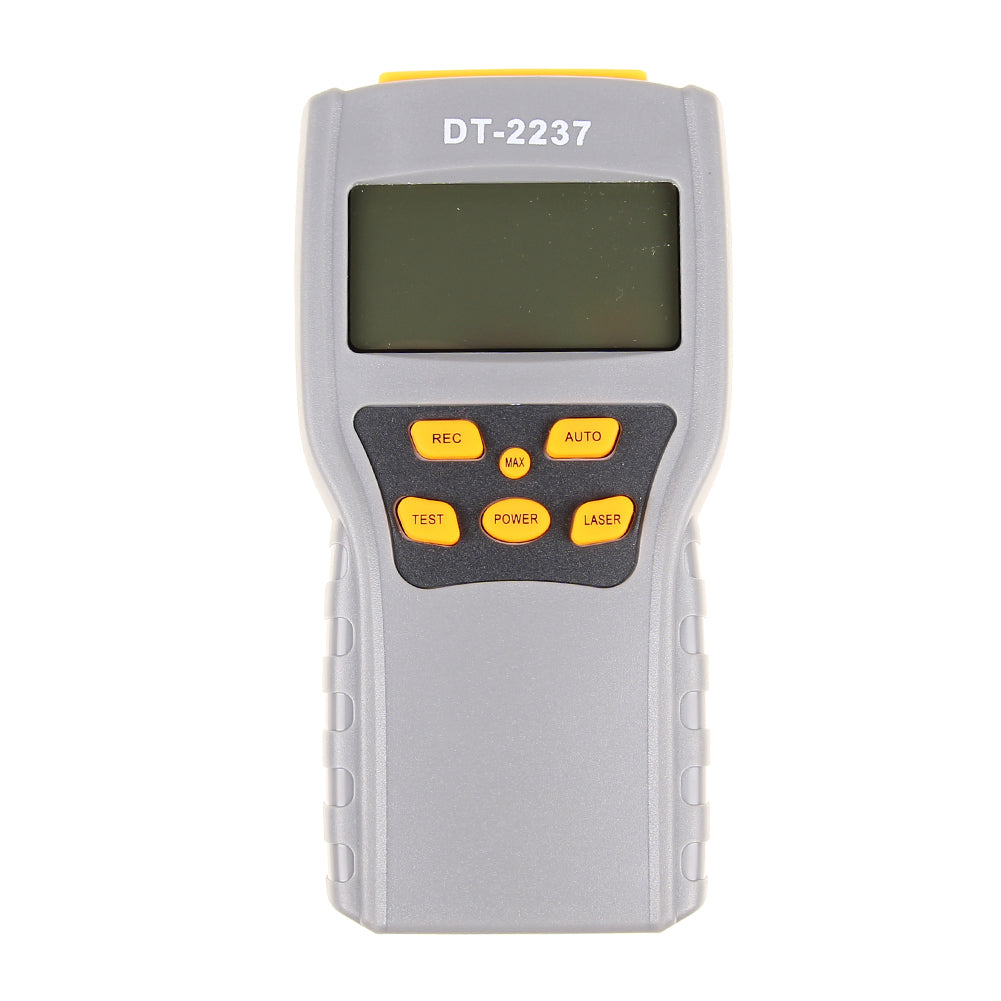 Costbuys  DT-2237 Digital Engine Tachometer LCD Electronic Laser Tachometer with LCD Non Contact Speedometer Speed Gauge