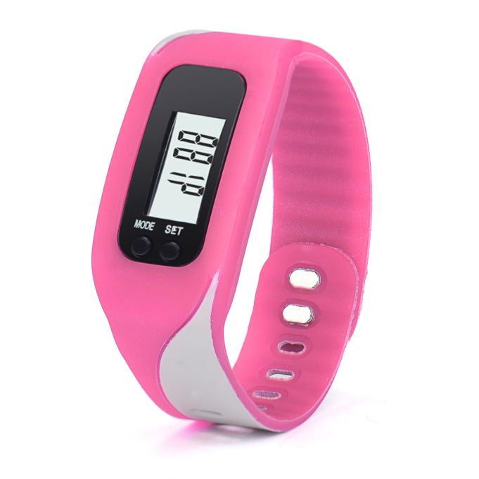 Costbuys  Digital Watch Men Women Relogio Sport Digital LCD Pedometer Run Step Walking Distance Calorie Counter Watch Bracelet 6