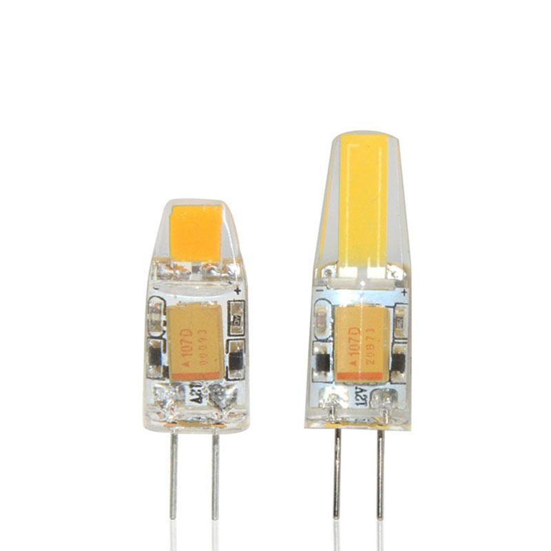 Costbuys  Dimmable G4 LED 12V AC/DC COB Light 3W 6W High Quality LED G4 COB Lamp Bulb Chandelier Lamps Replace Halogen LED Light