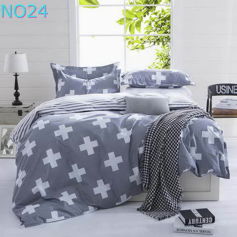 Costbuys  Discount bedding, winter super warm bedding set, duvet cover / bed sheet / pillowcase, king size, 4pcs - Plum / Full