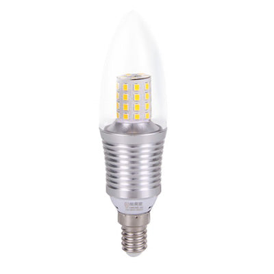 Costbuys  E14 LED Candle Light Bulb AC 220V Bulb For Pendant Lamp Wall Lamp Energy Saving Living Room Crystal Light Source - A 9