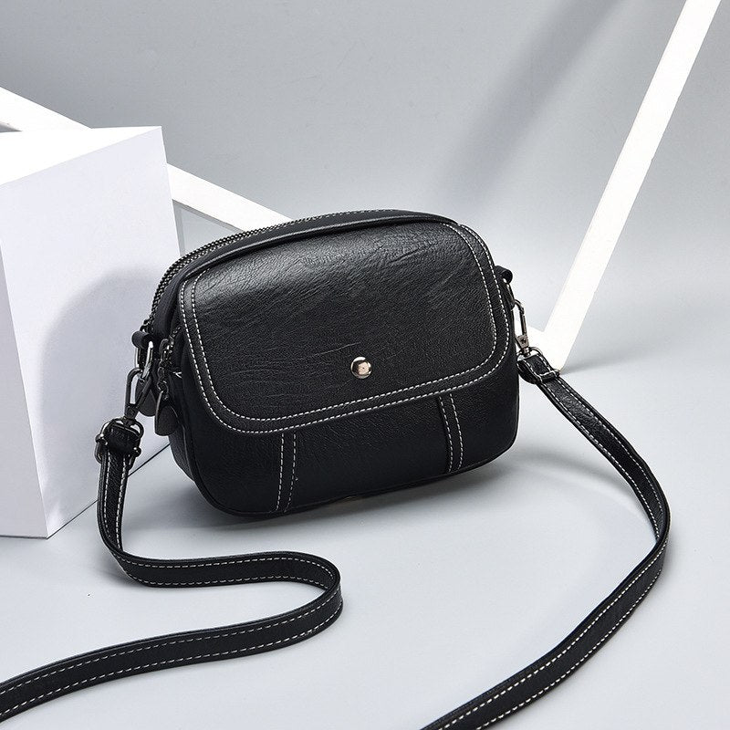 Costbuys  NEW Small Handbags women PU leather Shoulder mini bag Crossbody bag Femme Ladies Messenger Bag Long Strap Female Clutc