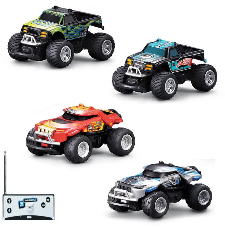 Costbuys  Electric Off-road RC Car 1:58 4CH RC Cars Collection Radio Controlled Remote Control Model Toys Cars for Children Best