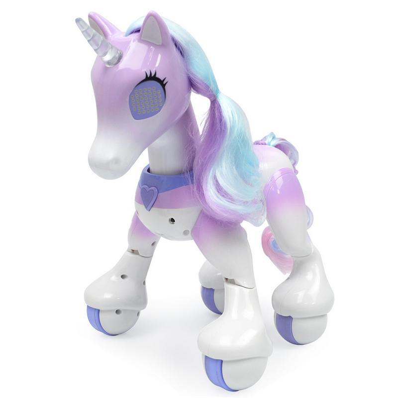 Costbuys  Electric Smart Horse Remote Control Magic Unicorn Child New Robot Touch Induction Electronic Pet Educational Toys For