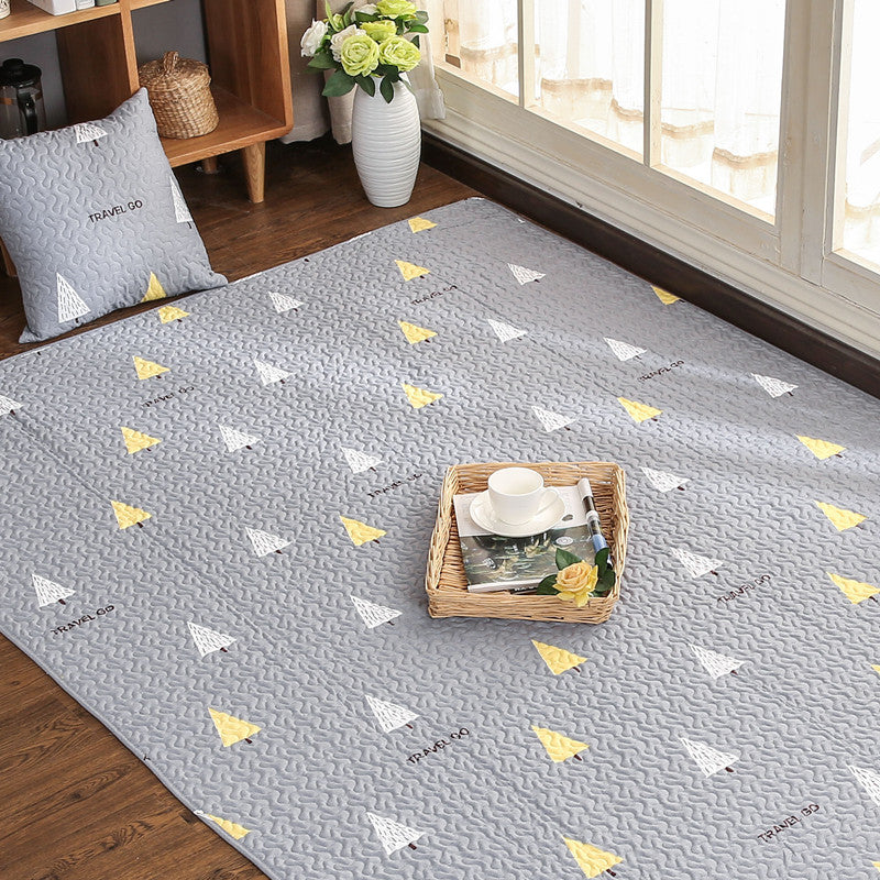 Costbuys  European Modern Rugs And Carpets For Home Living Room Soft Large Carpets For The Bedroom Non-slip Baby Bedroom Rug Flo