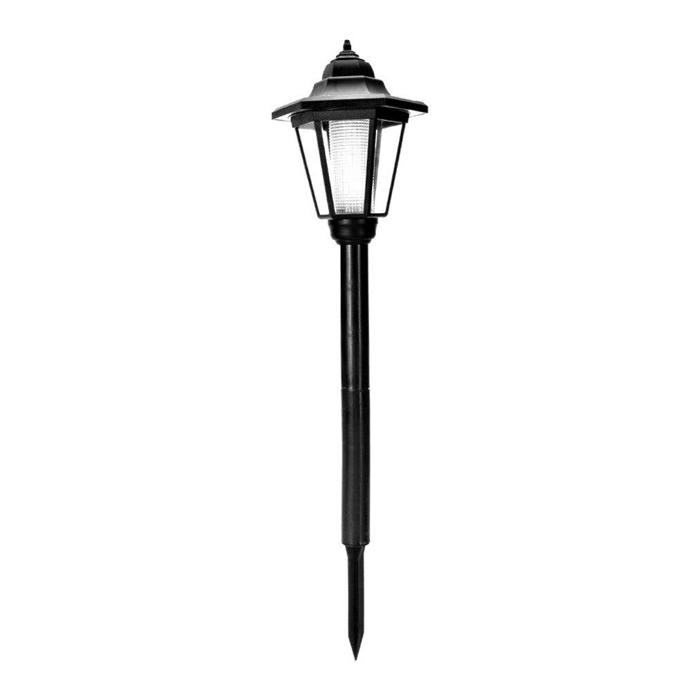 Costbuys  Style Solar Power LED Lawn Lamps Outdoor Waterproof Light Path Way Landscape Garden Fence Lamp - Cold Light