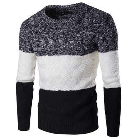 European And American Style Mens Sweaters Big And Tall Mens Cashmere
