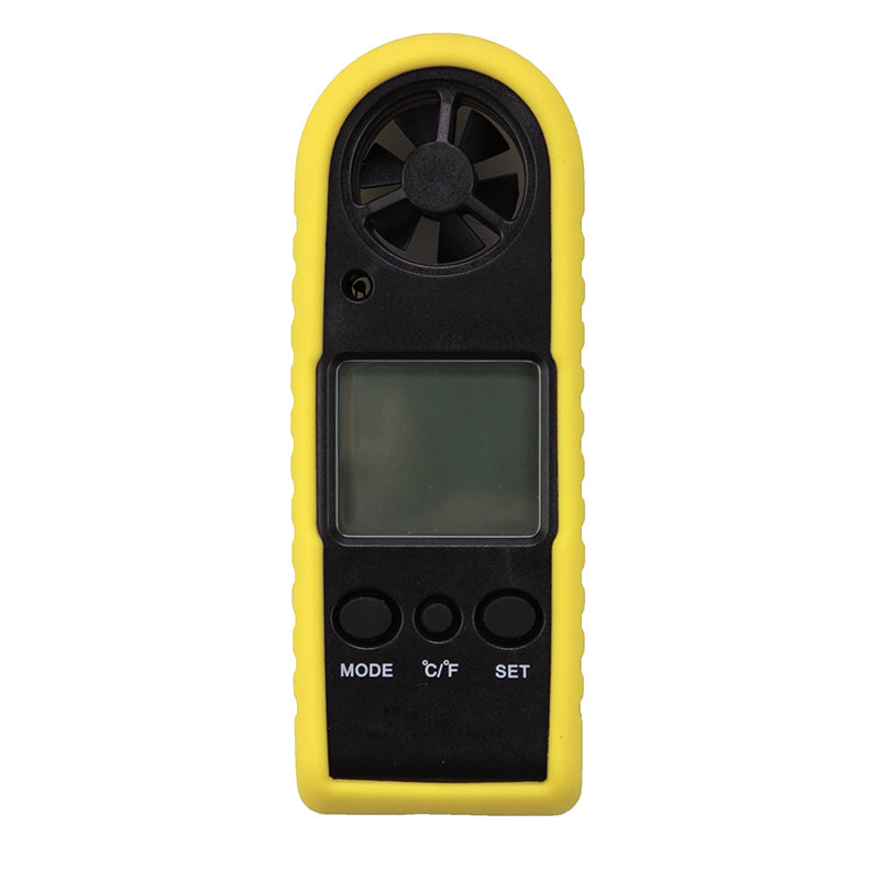 FUNN-xinsite HT-383 Portable Digital Anemometer Handheld LCD Electronic Wind Speed Air Volume Measuring Meter Backlight