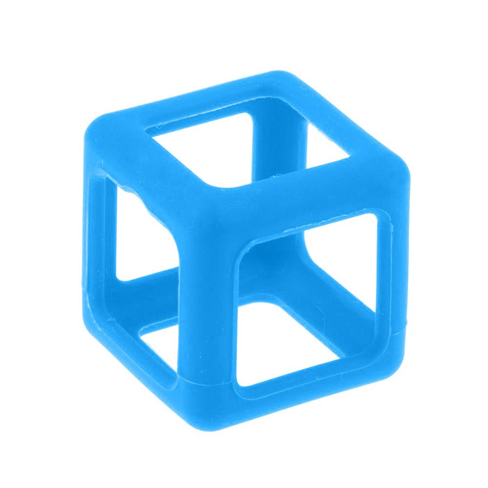 Costbuys  Fingertips Cube Decompression Leisure Cube Children Toys Fidget Cube Stress Relief Focus Toy Protective Cover Case Toy