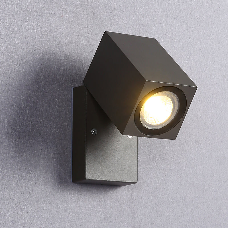 Folding LED Outdoor Lighting Wall Light Lamp Exterior Outside Porch light Waterproof IP65 Garden Wall sconces