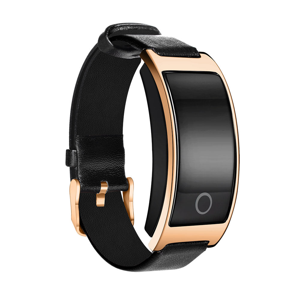 Costbuys  Smart Watch for Women Men Blood Pressure Heart Rate Monitor Smartwrist Calories Mode Sport Smart watch for Android IOS