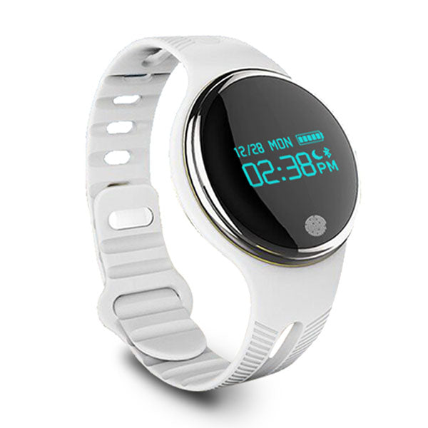 Costbuys  New Waterproof Wrist Watch for Men Women Pedometer Sports Smart Watches for IOS Android Smart phone Sleep Monitor - Wh