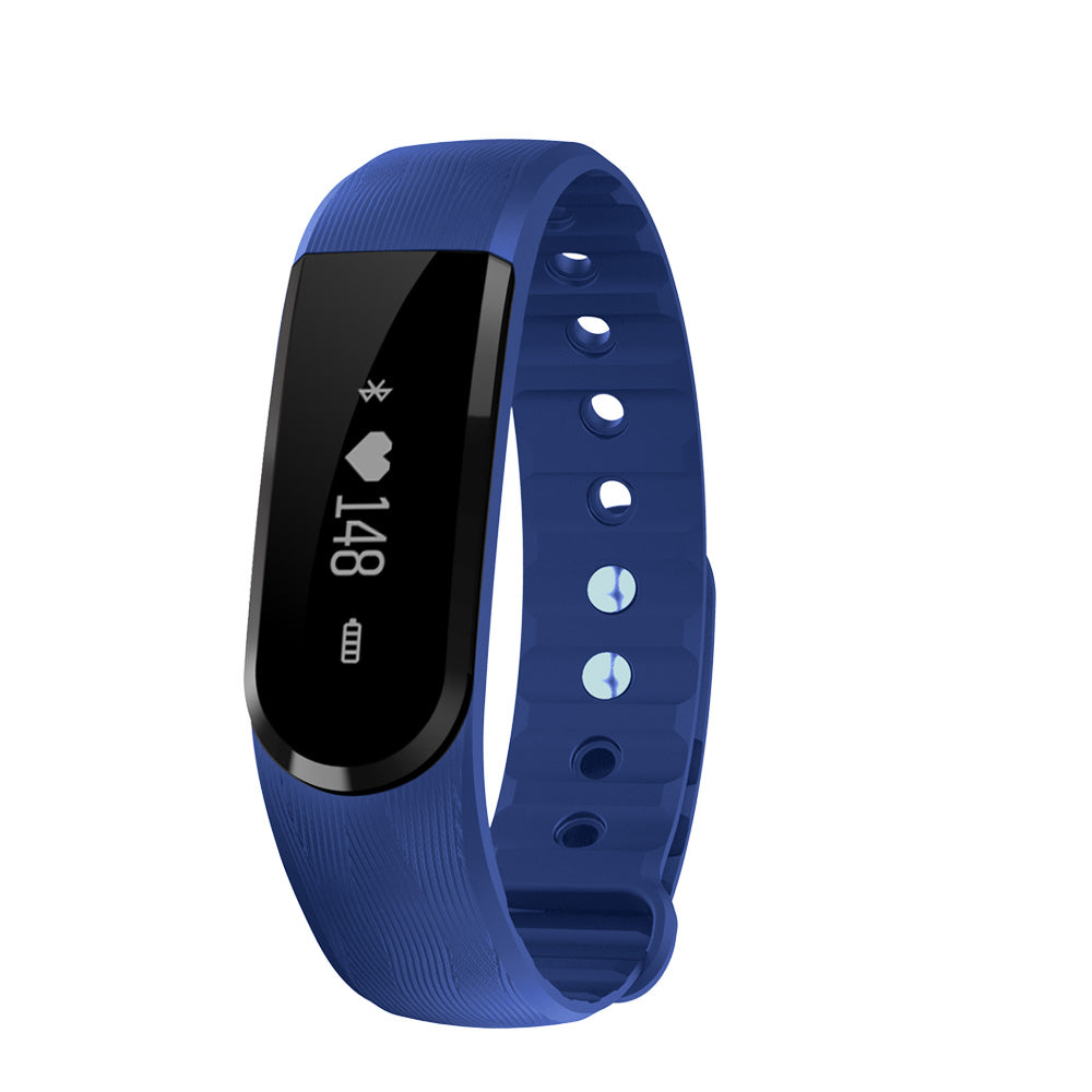 Costbuys  Fitness Tracker Smart Watch for  for IOS Android Woman Man Heart Rate Monitor Wristband Bluetooth Sport Bracelet Watch