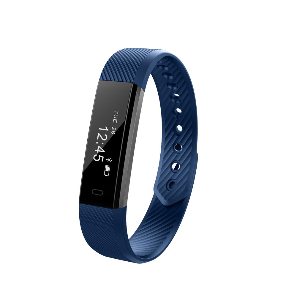 Costbuys  Smart Watch for Men Women Pedometer Sport Bracelet Watch for IOS Android Fitness Tracker Smart Wristband - watch 3 / C