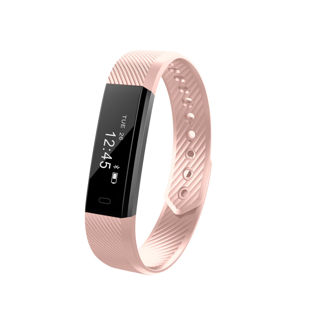 Costbuys  Smart Watch for Men Women Pedometer Sport Bracelet Watch for IOS Android Fitness Tracker Smart Wristband - watch 1 / C